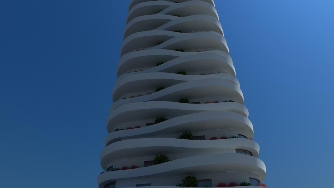 Edificio Multipiano Cartagena