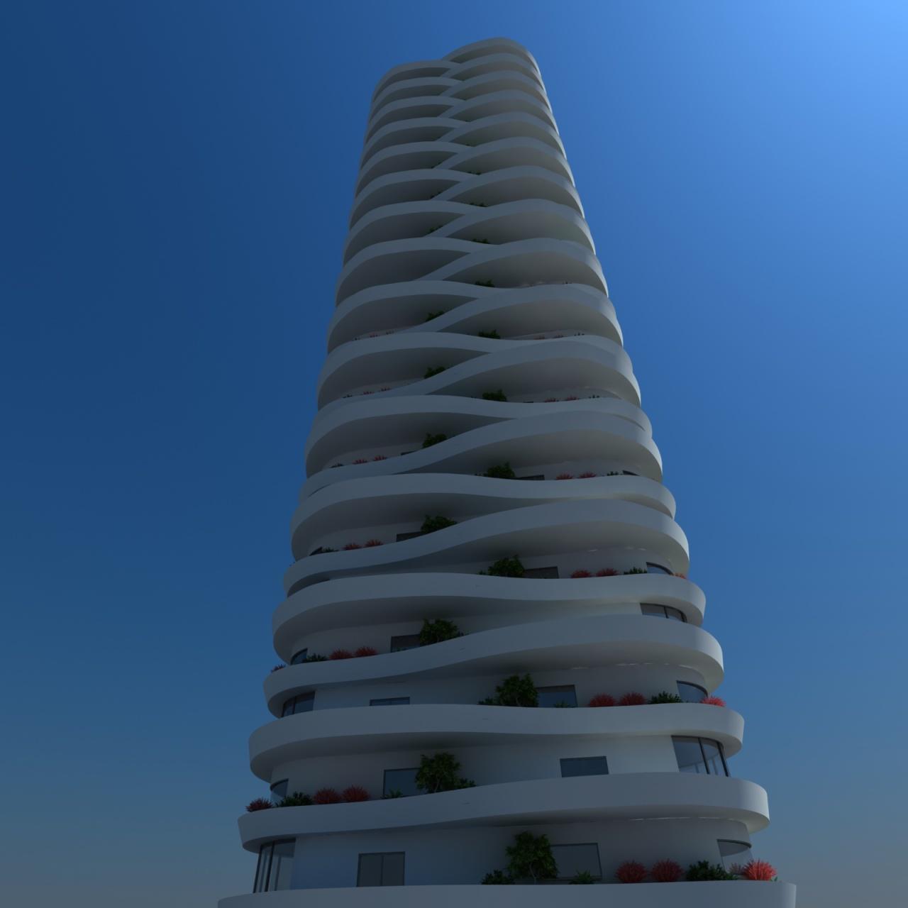 Cartagena Skyscraper